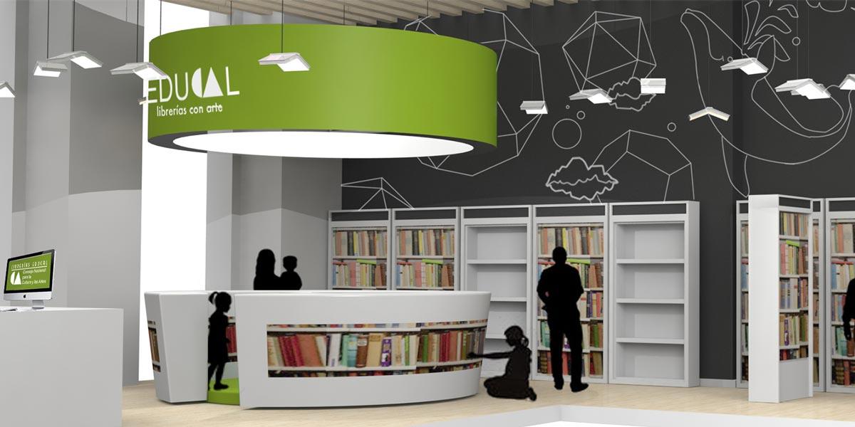 Librería Educal Ciudad de los Libros